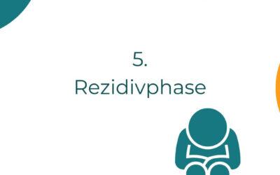 Die 6 Phasen der Erkrankung: Rezidivphase