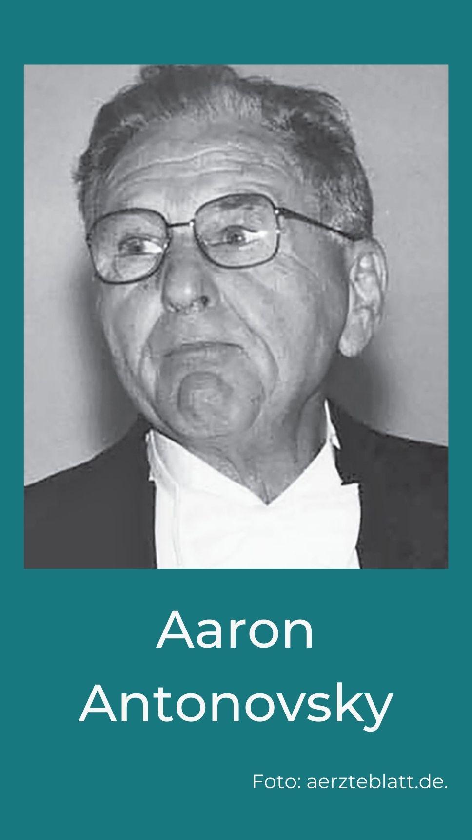 Aaron Antonovsky