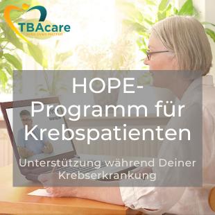 HOPE-Programm für Krebspatienten