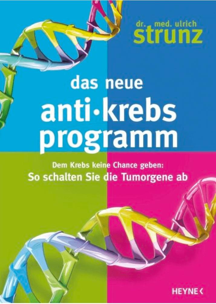 Das neue Anti-Krebs Programm