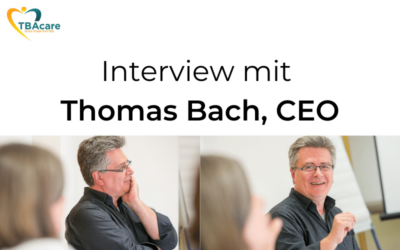 Interview mit CEO Thomas Bach